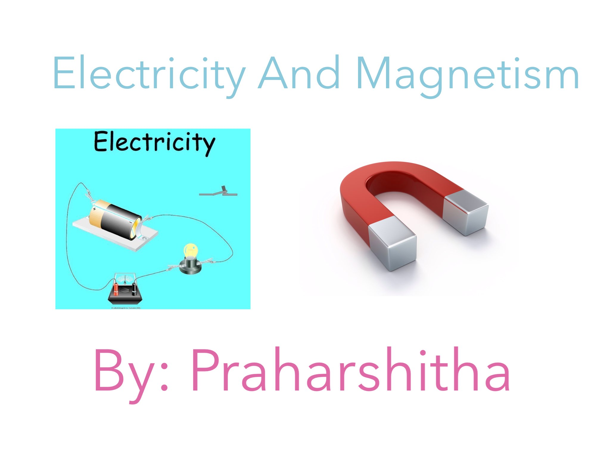 Play Electricity And Magnetism by Room 207 - on TinyTap