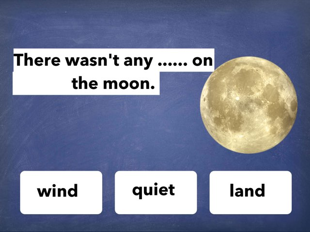 A Visit to the Moon by Amal kuwait - Educational Games for