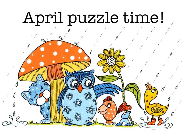 april puzzles plus video hey everyone its that time of year spring yea so i made this game for you guys and with a video at the end - Letter Garden Game