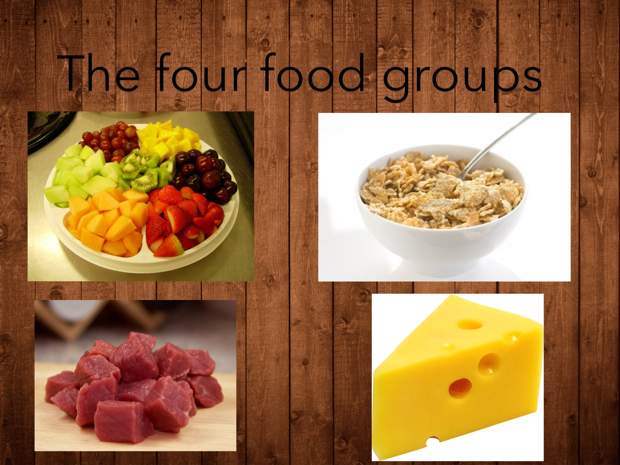 Play the four food groups by jennifer alexander on tinytap forumfinder Image collections