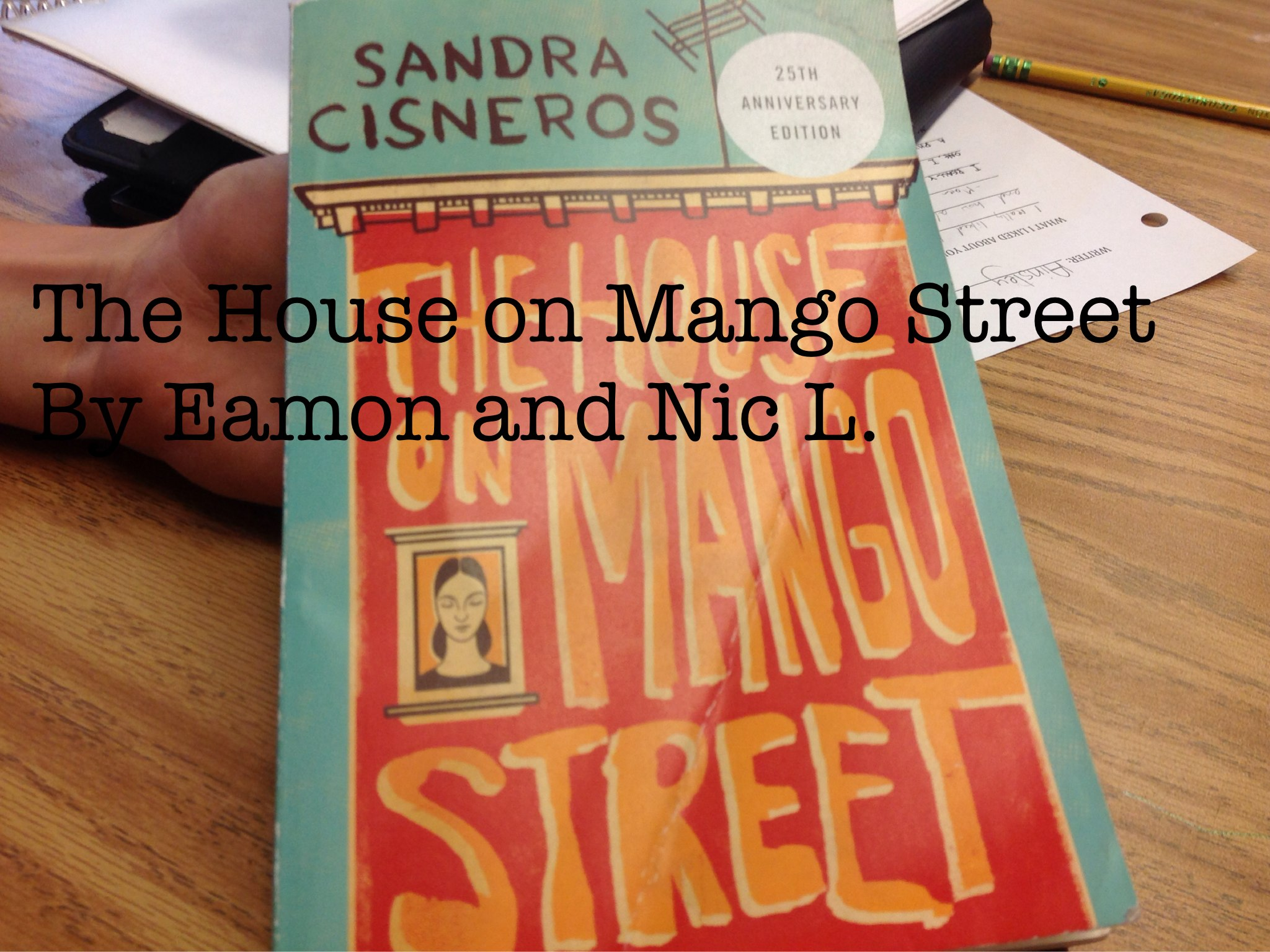 The House on Mango Street - mfawriting332.web.fc2.com